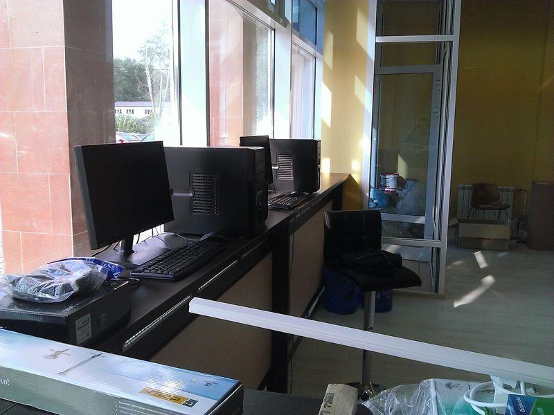 Обслуживание компьютеров органоголд