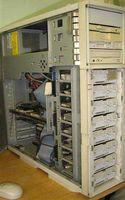 Обычный сервер